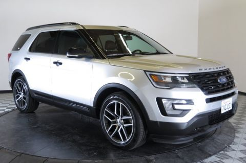 Pre-Owned 2016 Ford Explorer Sport Four Wheel Drive SUV
