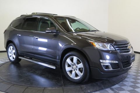 Pre-Owned 2016 Chevrolet Traverse AWD 4dr LT w/1LT All Wheel Drive Sport Utility