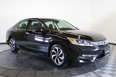 Pre-Owned 2016 Honda Accord Sedan 4dr V6 Auto EX-L PZEV Front Wheel Drive 4dr Car