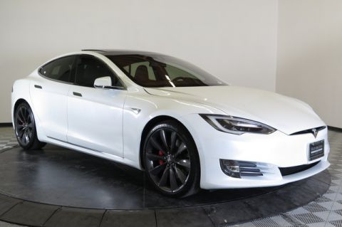 Pre-Owned 2016 Tesla Model S 4dr Sdn AWD P90D All Wheel Drive 4dr Car