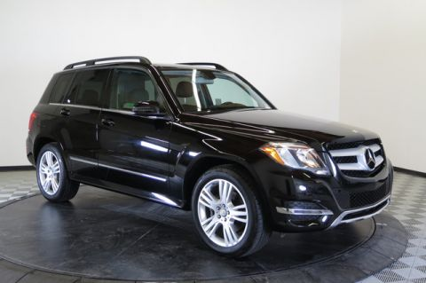 Pre-Owned 2014 Mercedes-Benz GLK GLK 350 All Wheel Drive 4MATIC Sport Utility