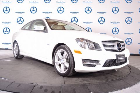 Used Mercedes-Benz C-Class 2dr Cpe C250 RWD