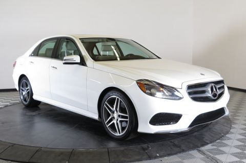 Pre-Owned 2016 Mercedes-Benz E-Class 4dr Sdn E350 Sport RWD Rear Wheel Drive 4dr Car