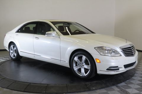 Pre-Owned 2010 Mercedes-Benz S-Class 4dr Sdn S 550 RWD Rear Wheel Drive 4dr Car