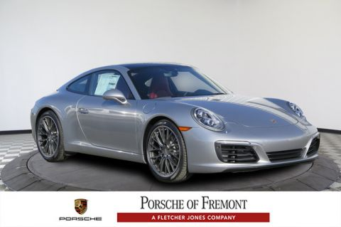 New Porsche 911 Carrera Coupe