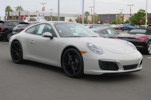Used Porsche 911 Carrera Coupe