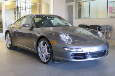 Pre-Owned 2008 Porsche 911 2dr Cpe Carrera S Rear Wheel Drive Coupe