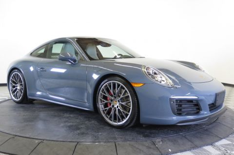Certified Used Porsche 911 Carrera 4S Coupe