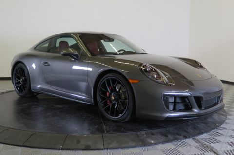 Certified Used Porsche 911 Carrera GTS Coupe