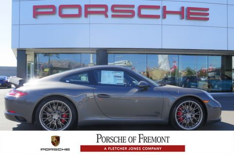 New Porsche 911 Carrera S Coupe