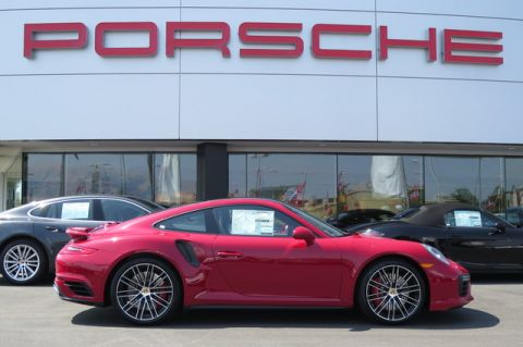 New Porsche 911 Turbo Coupe