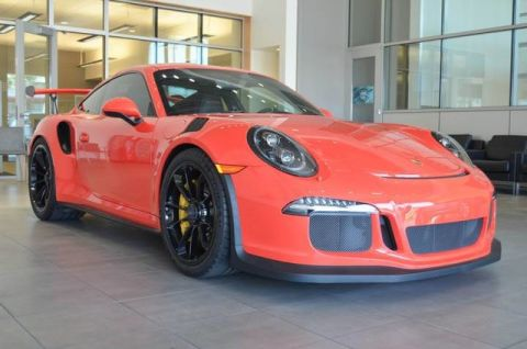 Certified Used Porsche 911 2dr Cpe GT3 RS