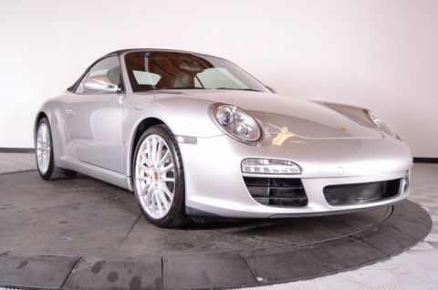 Certified Used Porsche 911 2dr Cabriolet Carrera S