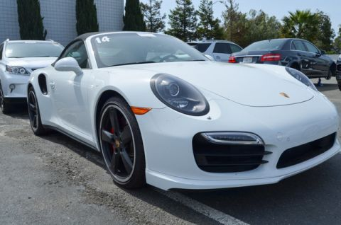 Used Porsche 911 2dr Cabriolet Turbo