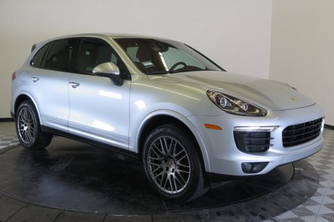Certified Used Porsche Cayenne Platinum Edition AWD