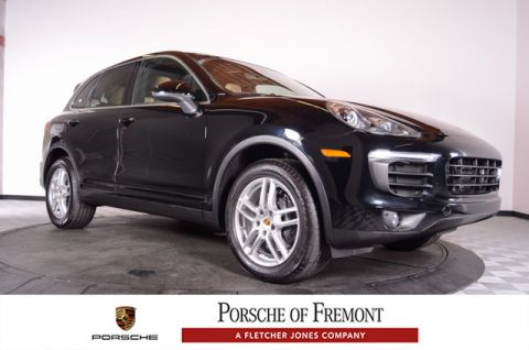 New Porsche Cayenne AWD 4dr (Executive Demo)
