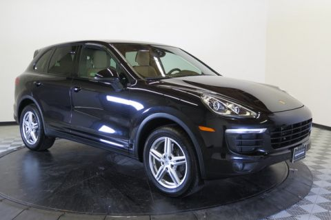Pre-Owned 2016 Porsche Cayenne  All Wheel Drive Sport Utility