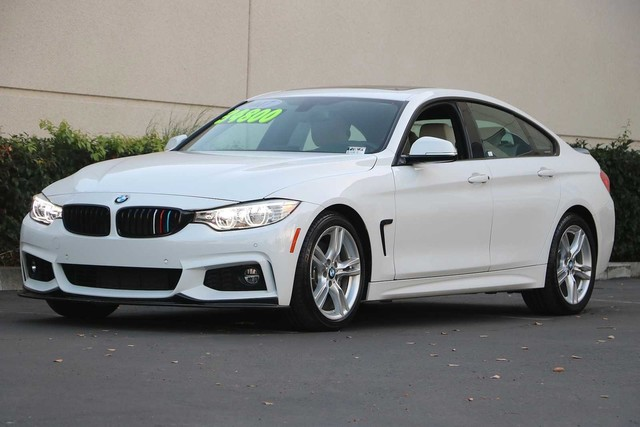 Pre-Owned 2017 BMW 4 Series 440i Gran Coupe