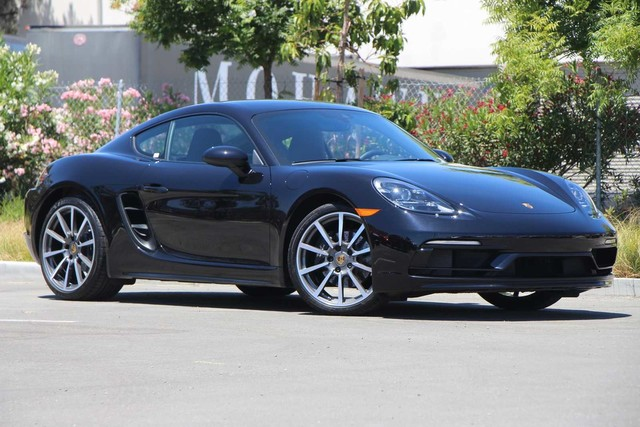 Demo 2019 Porsche 718 Cayman