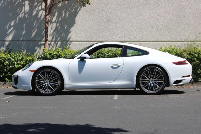 Certified Pre-Owned 2017 Porsche 911 Carrera Coupe
