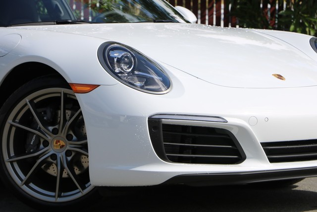 New 2019 Porsche 911 Carrera Coupe