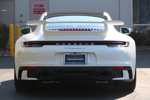 New 2020 Porsche 911 Carrera S Coupe
