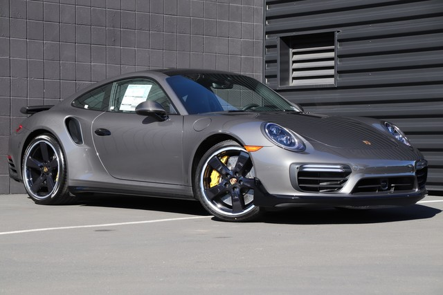 723dd4800489 New 2019 Porsche 911 Turbo S Coupe in Fremont #7406 | Porsche Fremont