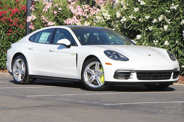 Porsche Panamera Lease >> The Fletcher Jones Winter Event Macan Cayenne Panamera