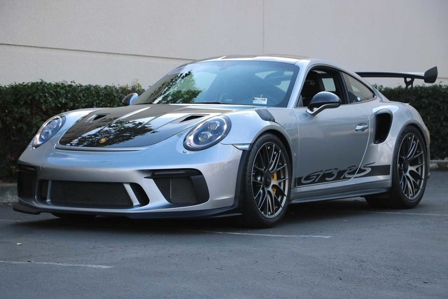Pre-Owned 2019 Porsche 911 GT3 RS with Weissach Package, PCCB, Magnesium Wheels