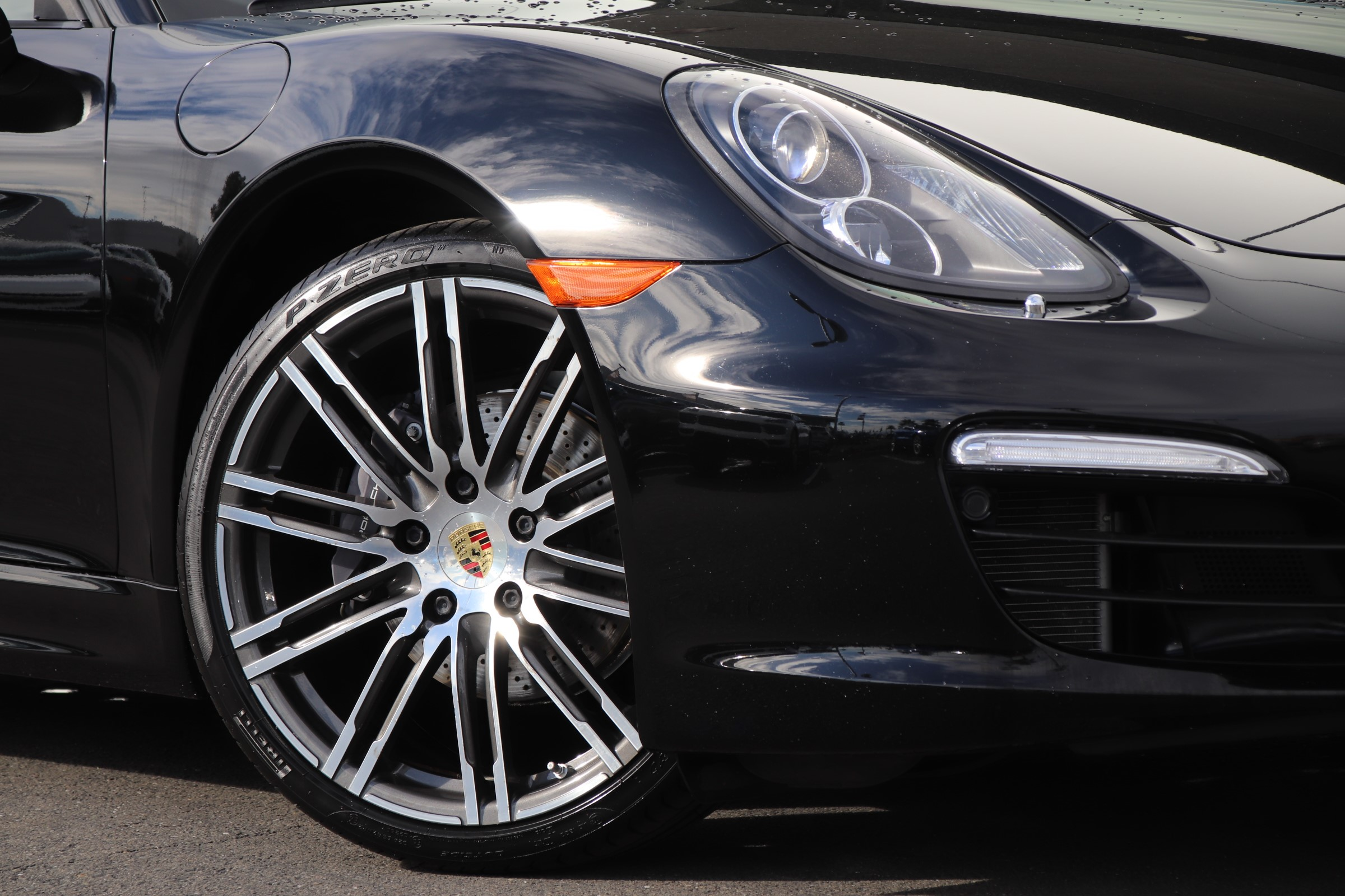 Pre-Owned 2016 Porsche Boxster Black Edition