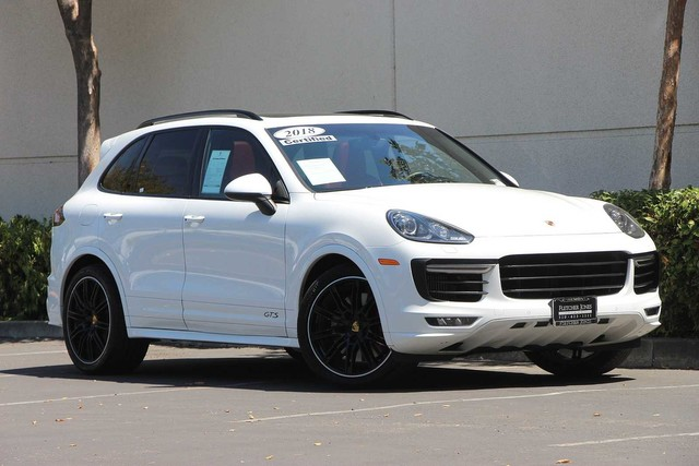Certified Used 2018 Porsche Cayenne GTS