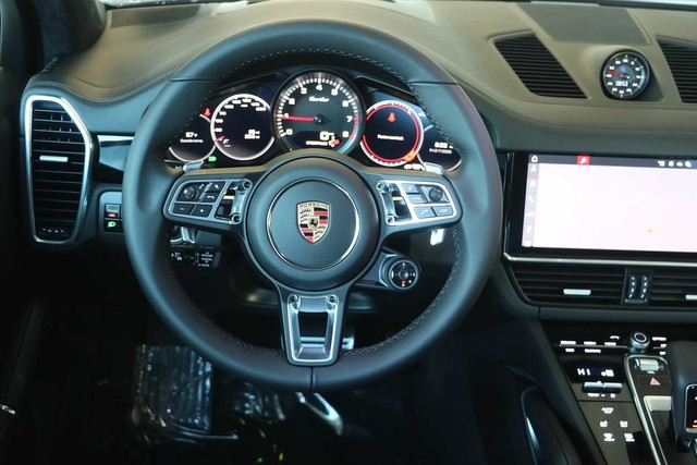 New 2020 Porsche Cayenne Turbo AWD