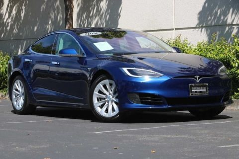 Pre-Owned 2016 Tesla Model S 75