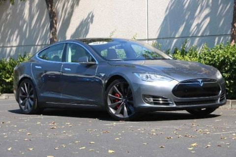 Pre-Owned 2014 Tesla Model S P85