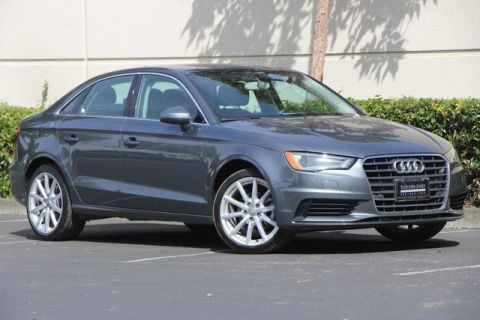 Pre-Owned 2015 Audi A3 TDI Premium Plus
