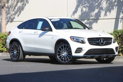 Pre-Owned 2018 Mercedes-Benz GLC AMG® GLC 43 4MATIC