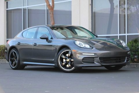 Certified Pre-Owned 2016 Porsche Panamera 4dr HB 4 Edition