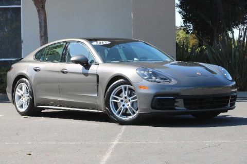 Certified Pre-Owned 2017 Porsche Panamera RWD