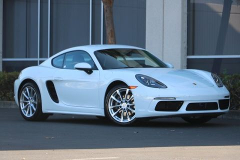 Pre-Owned 2019 Porsche 718 Cayman Coupe
