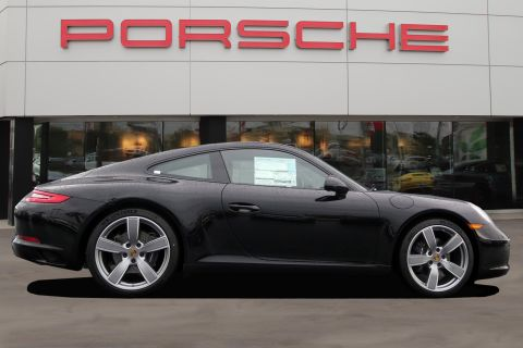 New 2018 Porsche 911 Carrera Coupe