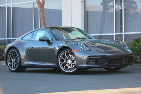 New 2020 Porsche 911 Carrera Coupe
