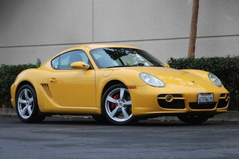 Pre-Owned 2008 Porsche Cayman S