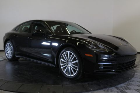 New 2017 Porsche Panamera 4S 4S AWD (Executive Demo)