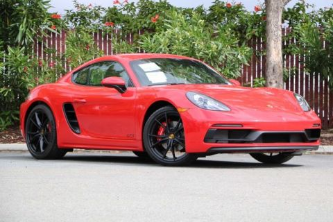 New 2019 Porsche 718 Cayman S Coupe