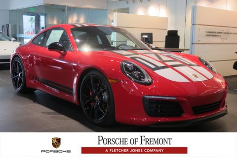 New 2017 Porsche 911 Carrera S Coupe Endurance Racing Edition