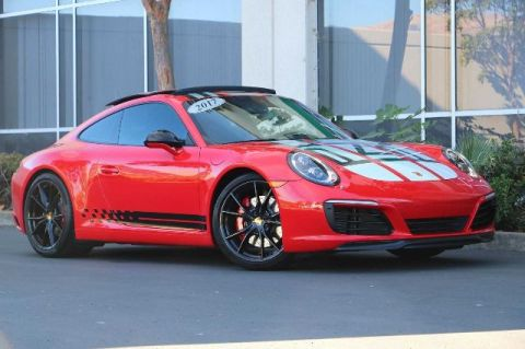Pre-Owned 2017 Porsche 911 Carrera S Coupe with Endurance Racing Edition