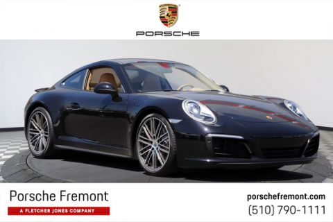 Certified Pre-Owned 2017 Porsche 911 Carrera 4S Coupe