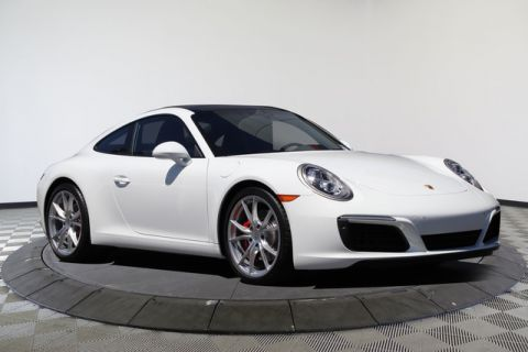 Certified Pre-Owned 2018 Porsche 911 Carrera S Coupe