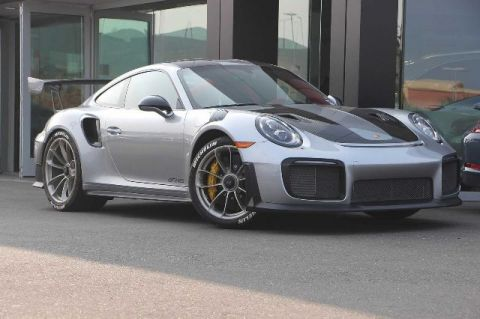Pre-Owned 2019 Porsche 911 GT2 RS Coupe
