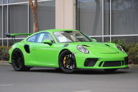 Pre-Owned 2019 Porsche 911 GT3 RS Coupe